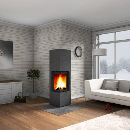 Monolith rock L1XL grigio pompei und iron grey