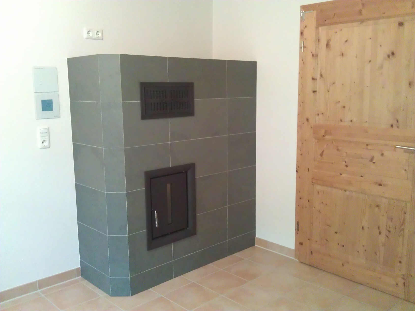 kleiner kachelofen stunning kachelofen kamine ideen. Black Bedroom Furniture Sets. Home Design Ideas